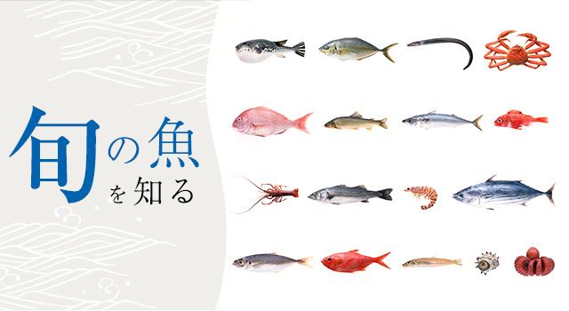 旬の魚を知る